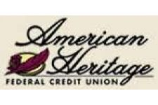 Logo for American Heritage Federal Credit Union